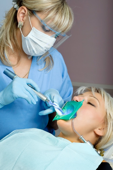 We are the best dental clinic in the area